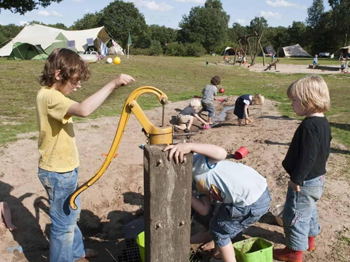 Camping De Roos, een paradijs in Overijssel