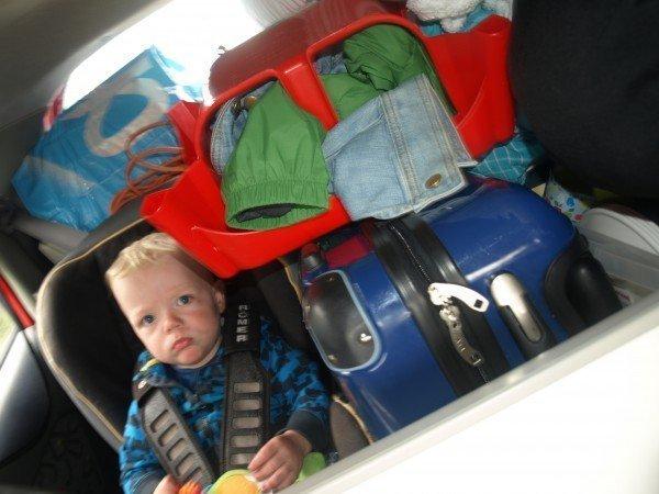 auto inpakken