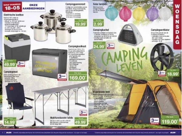 KAMPEERTIPS UITRUSTING  Goedkoop kamperen: Besparen op kampeerspullen: Deel je caravan en nog 9 tips!