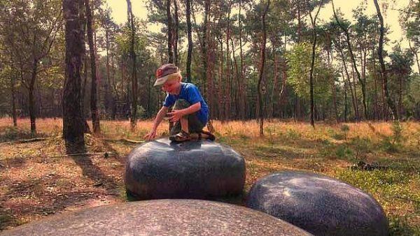 Natuurcampings Nederland  Campingtip: camping Beek en Hei op de Veluwe