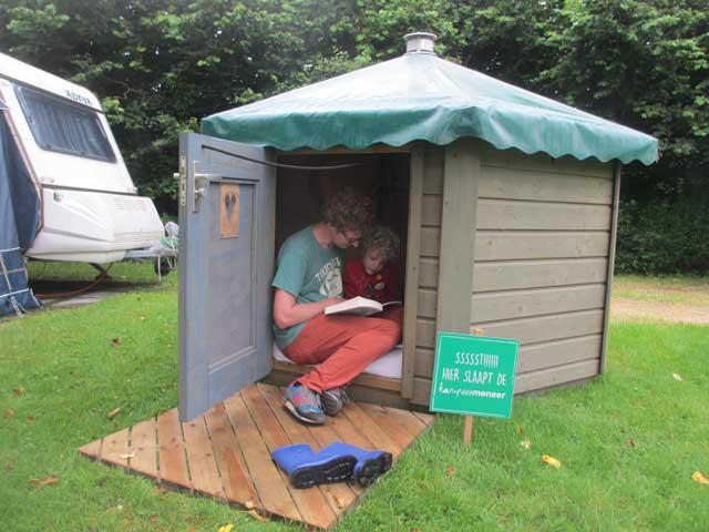 Campingtip: Lentemaheerd, misschien wel de mooiste camping van Groningen