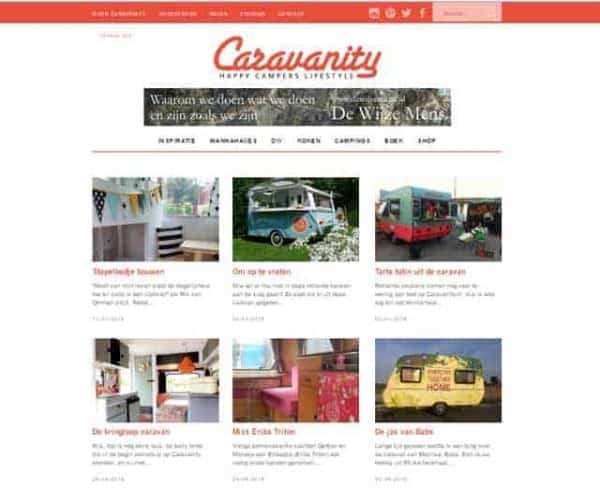 KAMPEERPRAAT  5 x camping blogs die je moet volgen