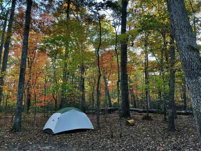 8 redenen waarom ik van kamperen in de herfst hou!