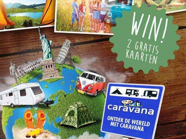 Gratis naar het nirvana uhhh de Caravana!