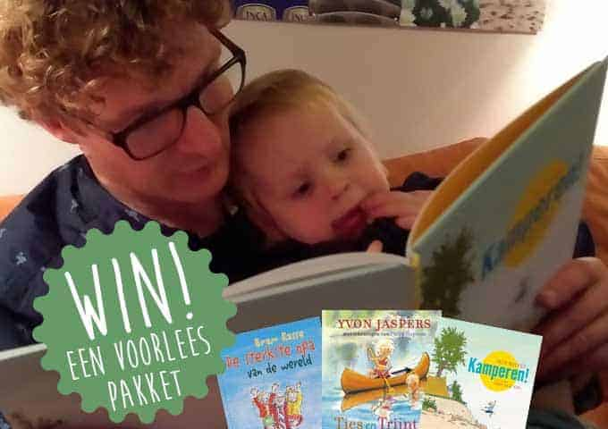 5 superleuke kinderboeken over kamperen om (voor) te lezen! – Winactie!