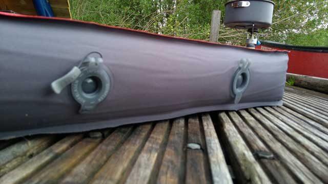 KAMPEERTIPS UITRUSTING  Exped Megamat 10 LXW, 10 cm dik en écht lekker slapen - Review