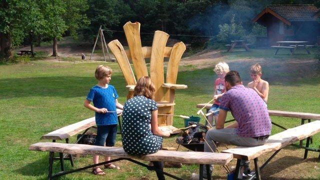 Camping Hartje Groen, Nederland is een hippe natuurcamping rijker