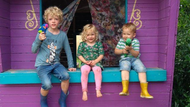 CAMPINGS NEDERLAND  Camping Hartje Groen, Nederland is een hippe natuurcamping rijker