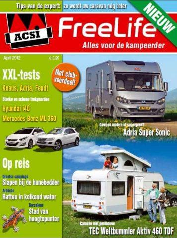KAMPEERTIPS UITRUSTING  Alle tijdschriften over kamperen op een rij. Welke moet je lezen?