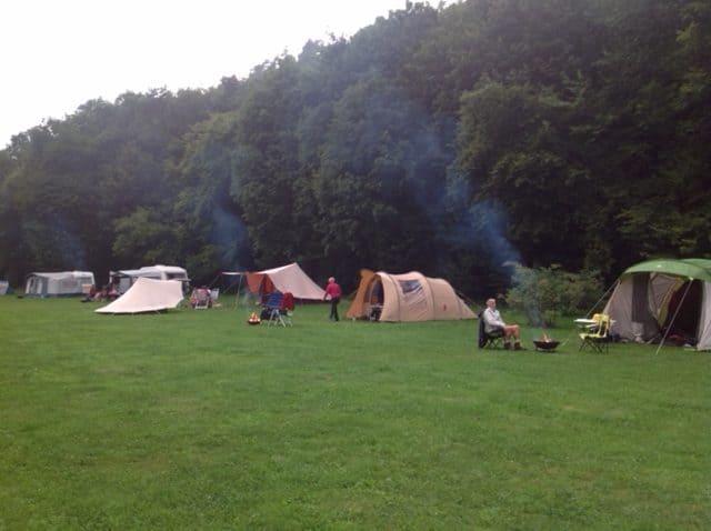 Een natuurcamping in België? Ben en Annelies openden Beau Reve in de Ardennen