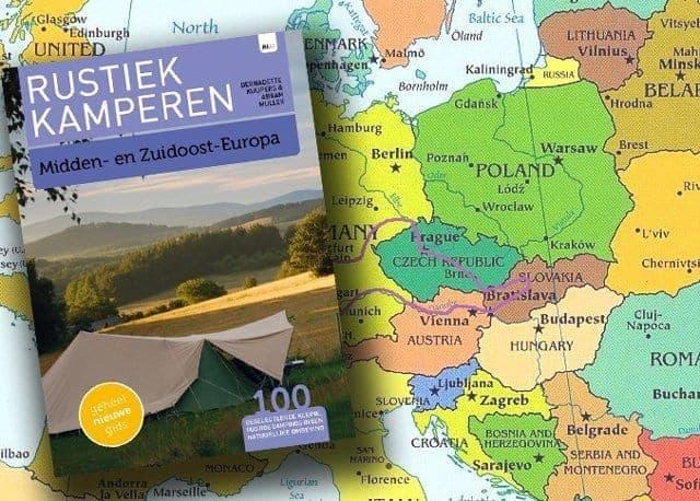 Kamperen in midden- en zuidoost Europa met Rustiek Kamperen
