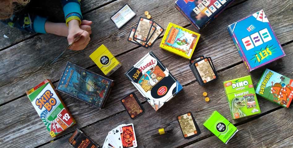 Reisspellen: 22 leuke spelletjes die weinig ruimte kosten