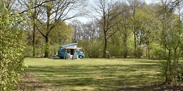 CAMPINGS NEDERLAND  10 x Dit is een Nivon kampeerterrein