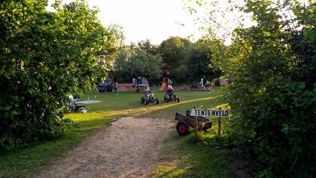 CAMPINGS NEDERLAND  Campingtip: Camping Landgoed de Barendonk, gastvrijheid met een Brabantse G