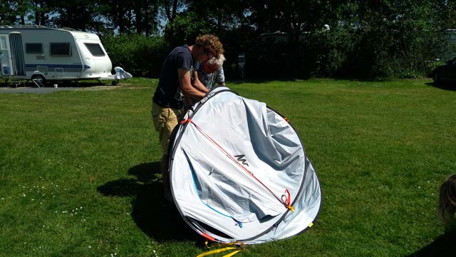 Alles wat je moet weten over kamperen met tent en vouwwagen