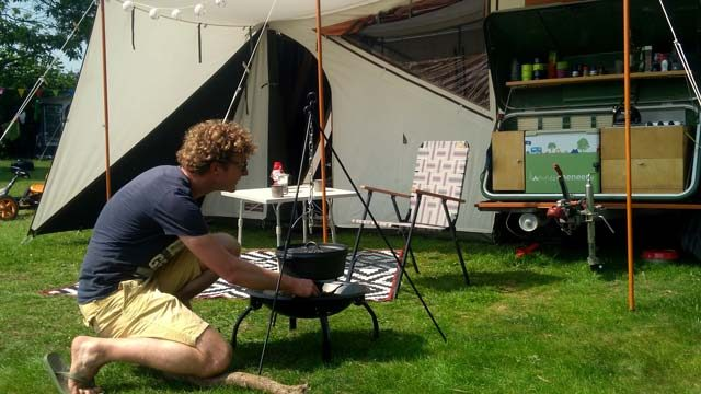 KAMPEERTIPS UITRUSTING  Bo-Camp Urban Outdoor begrijpt wat ik met VTwonisering bedoel