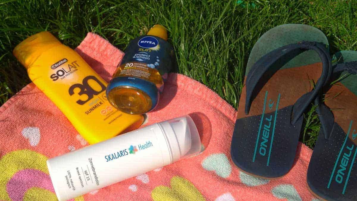 Alles Wat Je Wilt Weten Over Zonnebrand Voor De Gevoelige Huid