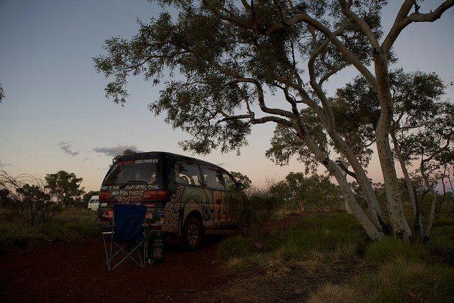CAMPINGS  Kamperen in Australië, alles wat je moet weten over Aussie camping!
