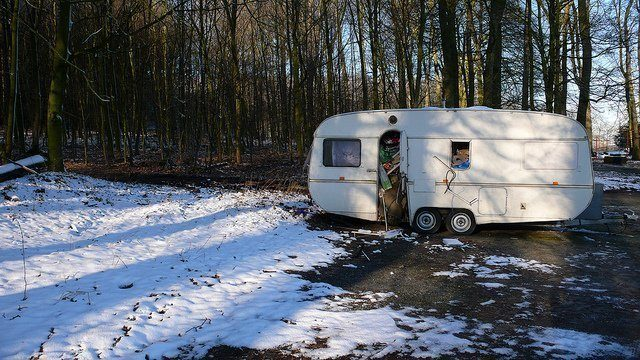 CAMPINGS  Winterkamperen: Deze 190 winter campings zijn het hele jaar open