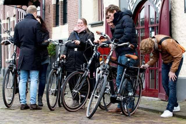 KAMPEERTIPS ONDERWEG  Het elektrische fiets experiment van een actieveling