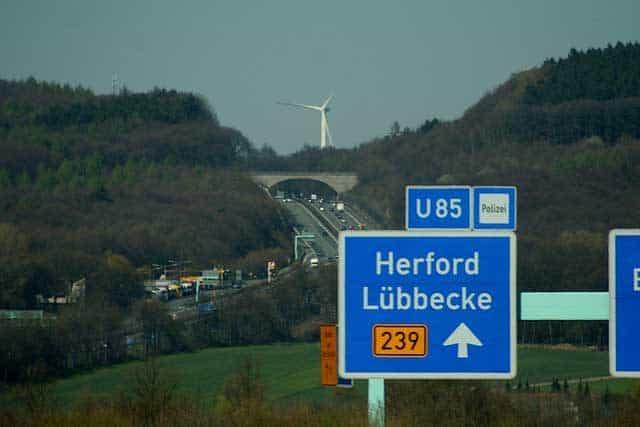 KAMPEERTIPS ONDERWEG  Tol op Autobahn Duitsland vanaf 2020