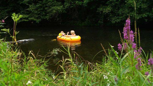 CAMPINGS  Campingtip: Natuurcamping Toodlermillen groene oase aan de rivier in Luxemburg