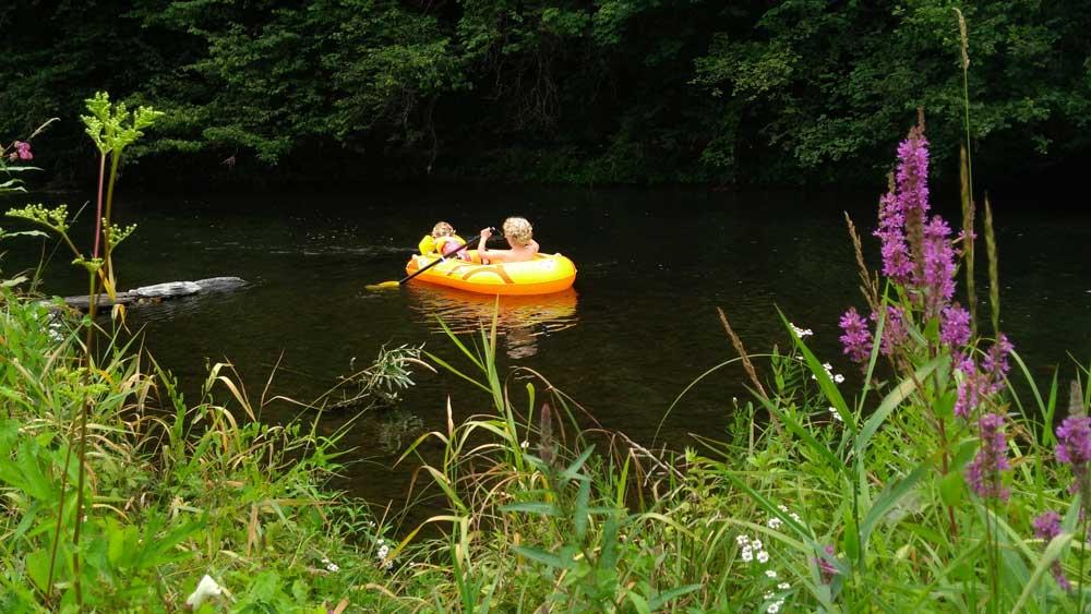 Campingtip: Natuurcamping Toodlermillen groene oase aan de rivier in Luxemburg