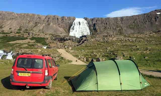 Kamperen in IJsland | Reisvormen