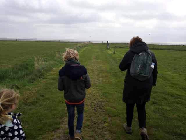 Nederland  Campingtip: Kleine camping 't Wantij op het mooiste stukje van Terschelling