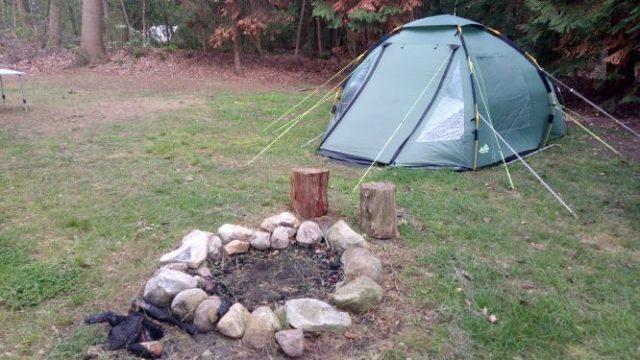 KLEINE CAMPINGS NEDERLAND  Campingtip: Landgoed Mariahoeve, ruimte en rust in Drenthe