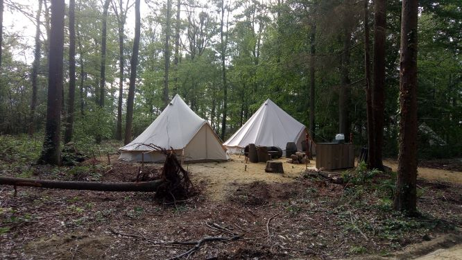 Campingtip: Landgoed Mariahoeve, ruimte en rust in Drenthe