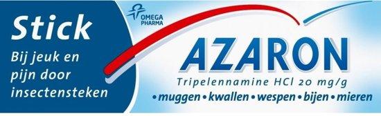 Azaron Stick - Bij jeuk en pijn door insectensteken