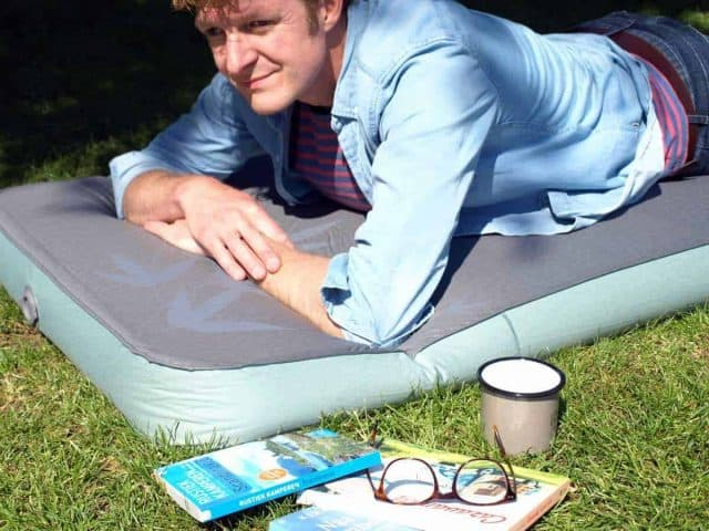 SLAPEN OP DE CAMPING  Human Comfort Gentilly 10 EW review, slapen als thuis?