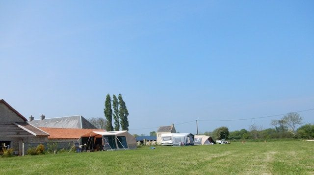 Frankrijk  Campingtip: Ferme Hay Day in Normandië