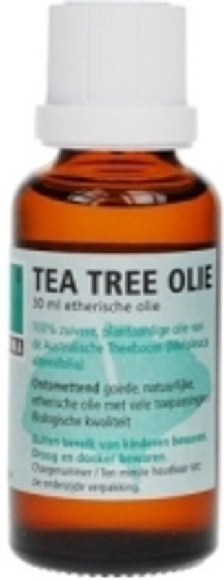 Naturapharma Tea Tree Olie - 30 ml - Etherische Olie