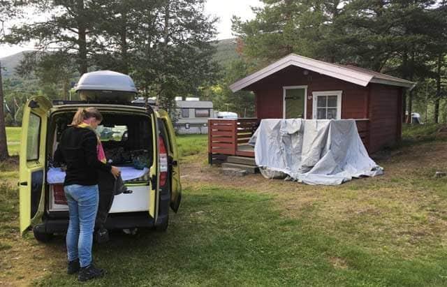 HANDIGE KAMPEERTIPS KLEINE CAMPINGS SCANDINAVIE  5 vooroordelen over kamperen in Noorwegen