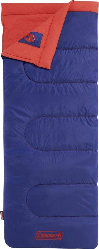 Coleman heaton Peak - Junior slaapzak - blauw