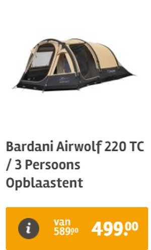 AANBIEDINGEN KAMPEREN  19 mooie kampeer aanbiedingen uit de juli folders