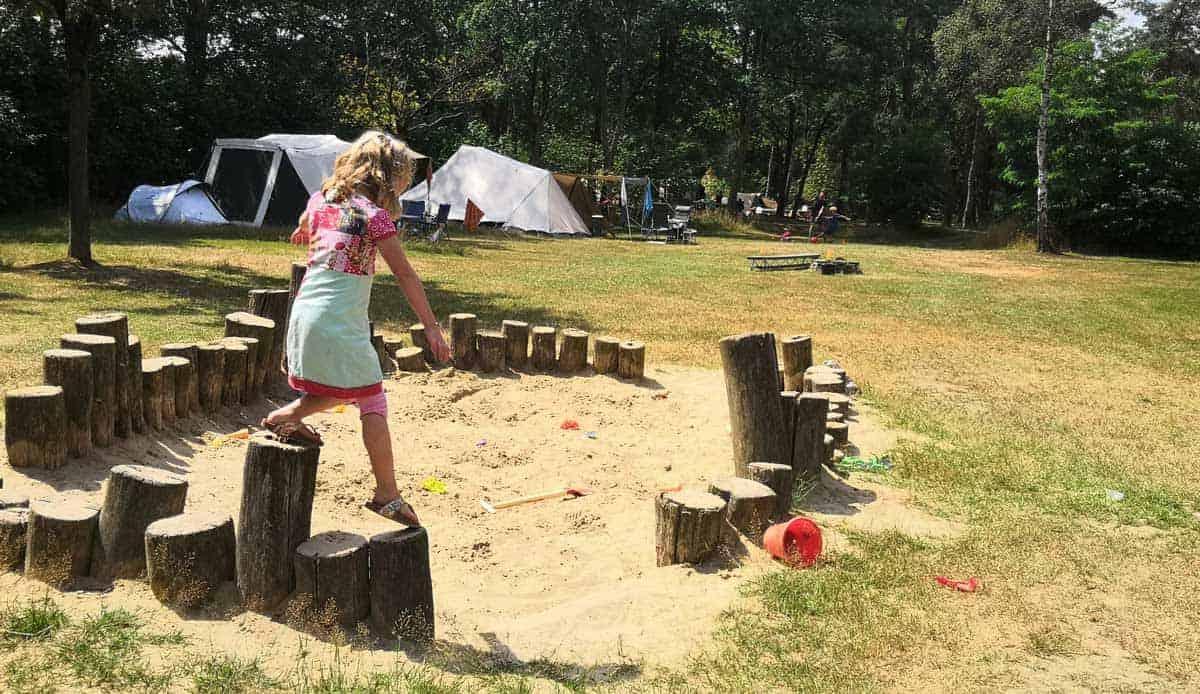 Camping Lolotte, kinderblubber ontdekplek in de achterhoek