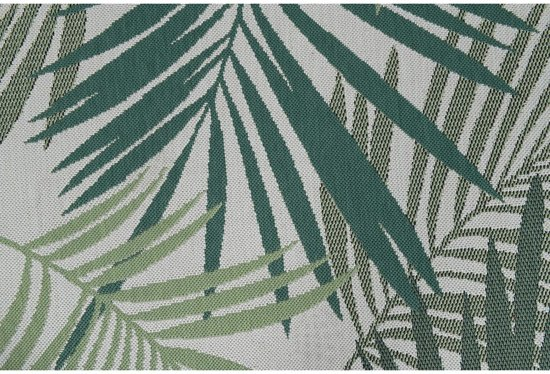 Garden Impressions Buitenkleed naturalis palm leaf 200x290 cm