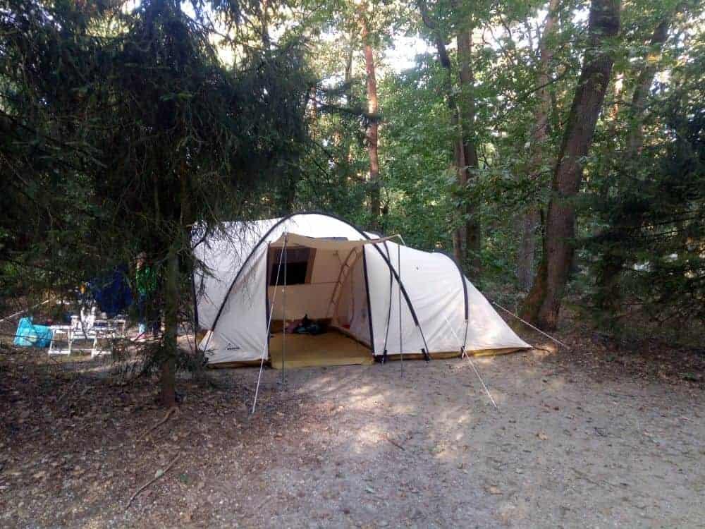 Campingtip: Onthaasten, op natuurcamping de But in Berg en Dal!