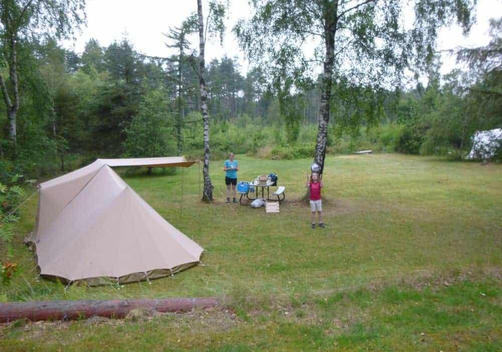Ringk\u00f8bing Camping review: rust, ruimte \u00e9n een groentepakket