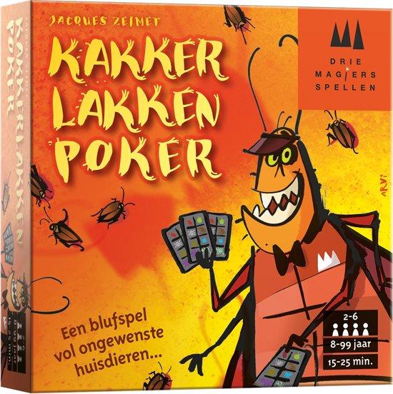 Kakkerlakkenpoker - Kaartspel