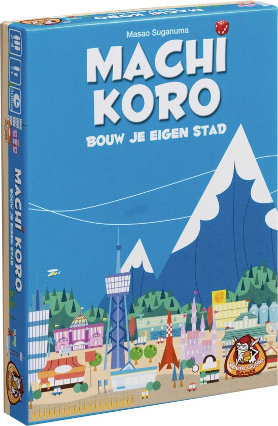 Machi Koro - Kaartspel