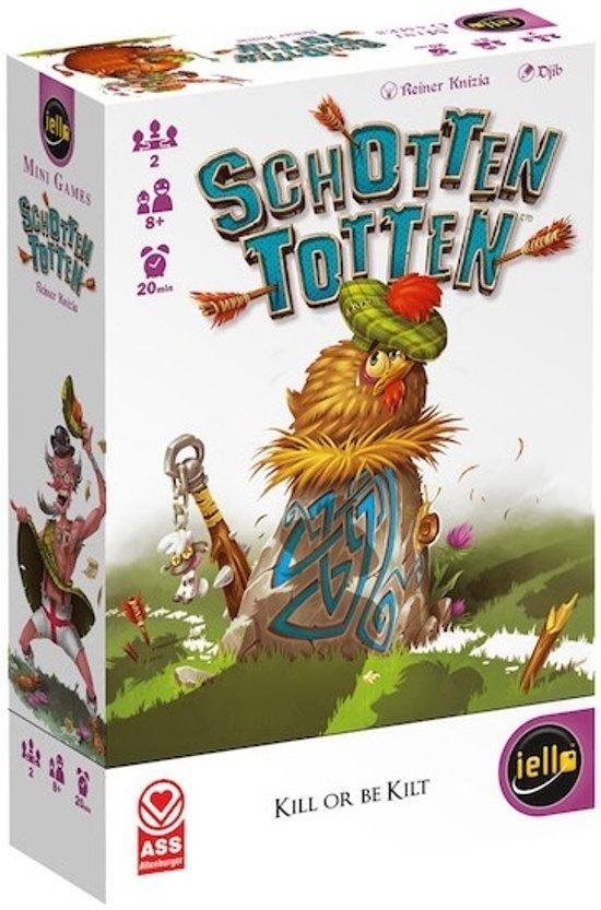 Schotten Totten - Kaartspel