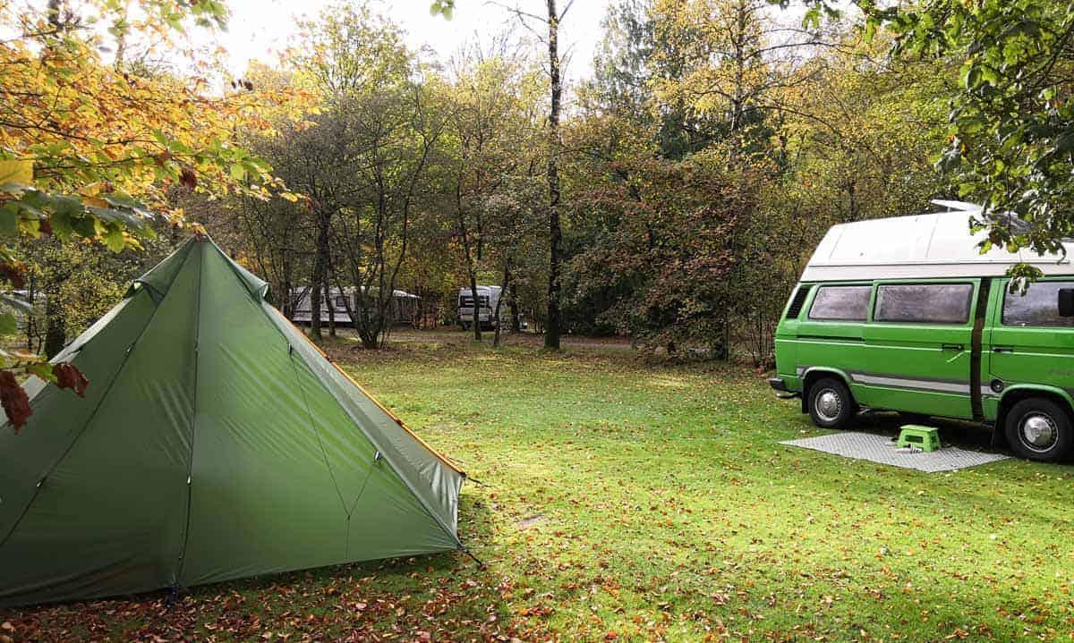 Review: Landgoedcamping Westerwolde, natuur en kampvuur op de Veluwe