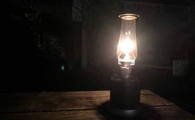 campingaz ambiance campinglamp