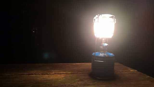 campingaz lumogaz gaslamp