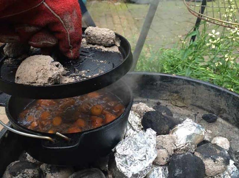 dutch oven soep