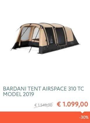 Bardani tent